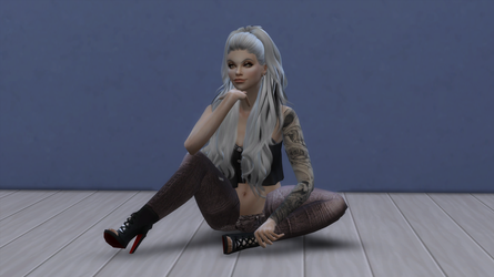 Madison Welscher + Pose Pack by J-Aokaze