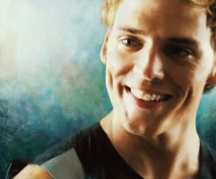 Finnick Odair by madaboutvampires