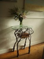 Entrance table by shanti1971
