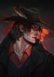 Commission | Evan Donoghue by alexzappa