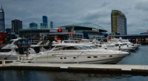 Docklands Mooring by Troy-Lightwriter