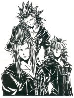 Kingdom Hearts The Dark Side by magifool