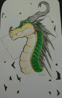 Dragon by WolfReed301