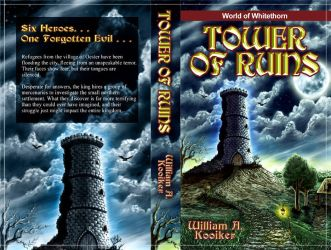 Tower of Ruins - Cover by ArcosArt