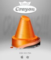 Crayon Icon by ncrow