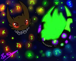 Contest Entry, Toxic And Duke by dj-nightfury
