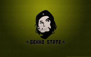 Che Stoner green version by tch
