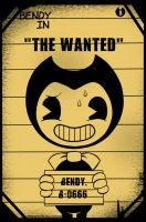 Bendy in:The Wanted by MakingDrawings