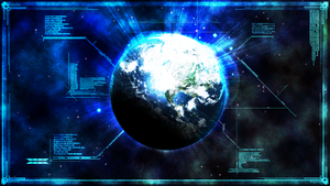 Our observe Earth! (Wallpaper) by Hardii