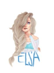 Another Elsa by normaer