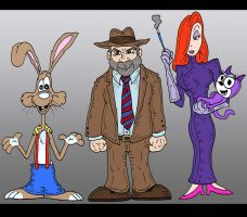 Who Censored Roger Rabbit? by Lordwormm