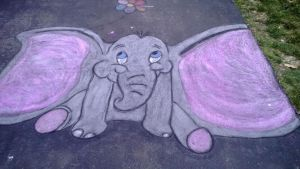 Dumbo by Flame-Libra