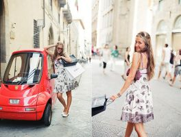 Florence summer 3 by Lucem