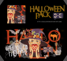 [Pack Halloween] Be careful by ColdLove98
