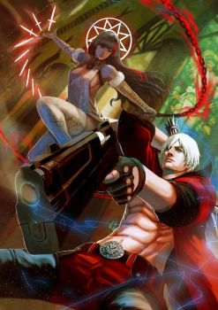 Devil May Cry by DeadXCross
