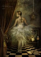 The little dancer by CindysArt