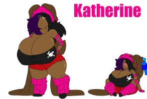 Katherine 2017 Reference by 12345td