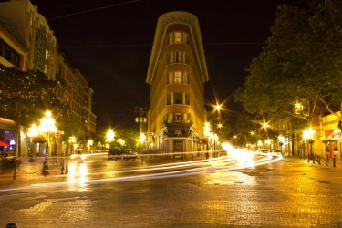 Gastown, Vancouver by ChloeGPhotography
