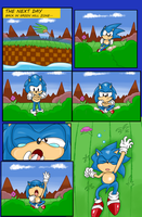 Sonic the Hedgehog: A Story - page 6 by RiotaiPrower