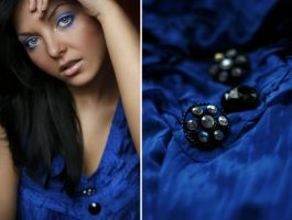 .In Sapphire. by Psychosomaticc