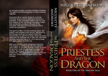 *The Priestess and the Dragon*by Nicolette Andrews by TheSwanMaideN