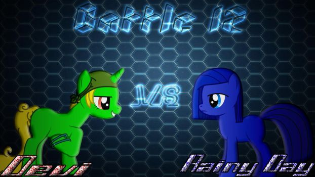 Pony Kombat New Blood 4 Round 1, Battle 12 by Mr-Kennedy92