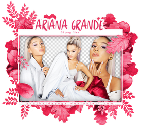 Pack Png 3808 - Ariana Grande by southsidepngs