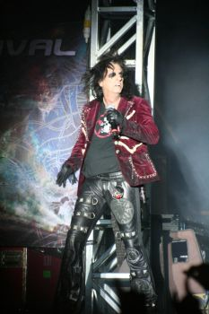 Alice Cooper by Vic-The-Raccoon