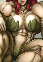 Poison Ivy  - Gym Power Up by roemesquita