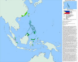 Pearl in the Sea of Time: A Philippines ISOT Map by mdc01957