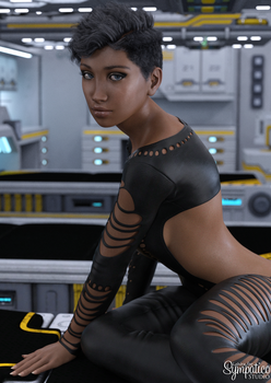 Maleah | 3D Promo by Lehira-Rutherford