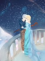 Frozen Freedom by Xindria