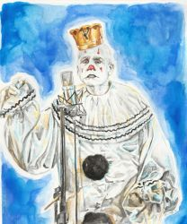 Puddles Pity Portrait by SoulLostAtSea