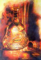 Hennessy by aaronwty