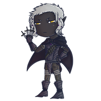 Chibi Drathir by Lilith-the-5th