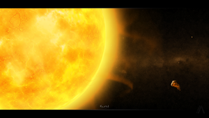 The Space Age - Sol by BryanDesign