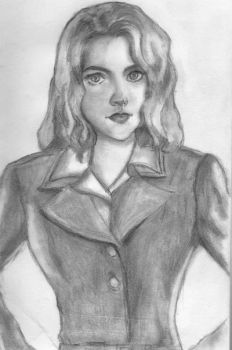 Peggy Carter by Issuboshi777