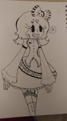adoptable rubber house animation based UTAU closed by pineapplethatisall