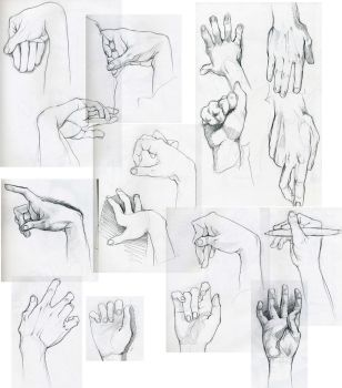 some hands by nk-chan