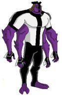 Ben 10 Franklin Fourarms by Customs-by-Chizzle
