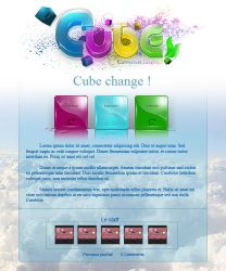 Cube new design by Cube-Community