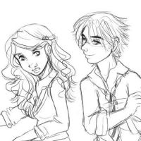 james x lily, unfinished by ladyophelia