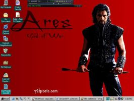 My Ares Desktop by y2hecate