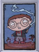 Stewie as Harry Potter by ElainePerna