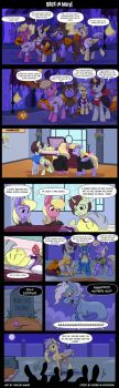 Halloween Comic: Back In White by Rated-R-PonyStar