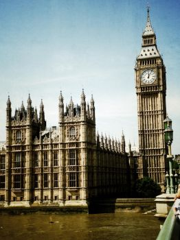 House of Parliament by anushkacz