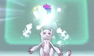Mewtwo New Move by pimmermen