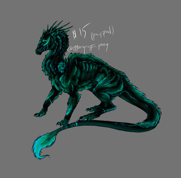 Creature Adopt 1 (OPEN) by Morgruff