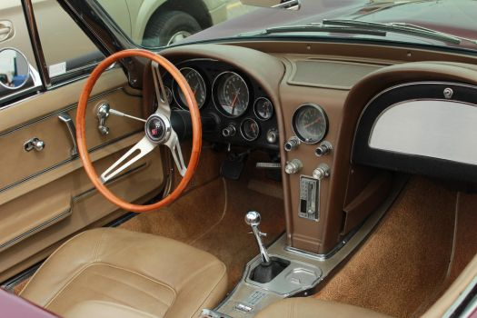 Inside The 427 Cockpit by KyleAndTheClassics