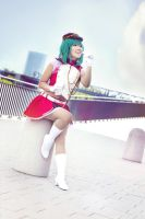 Ranka Lee . I'm singing for my love by kazenary